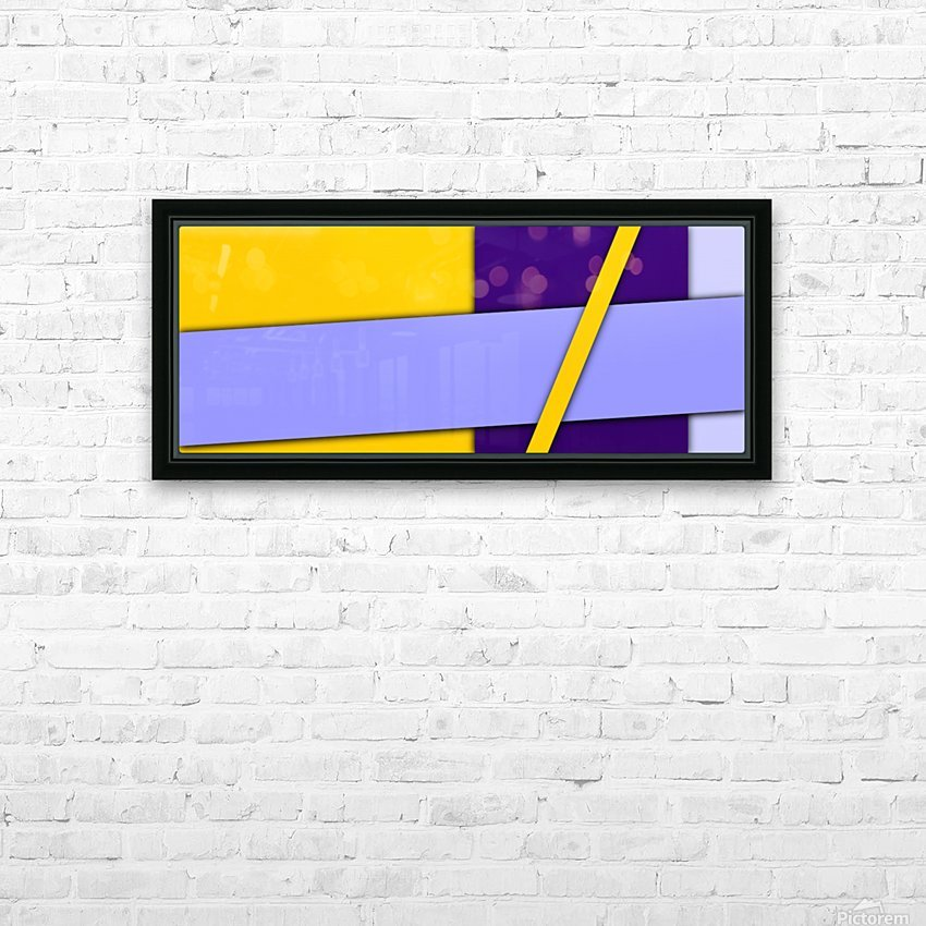 cool abstract (5) HD Sublimation Metal print with Decorating Float Frame (BOX)