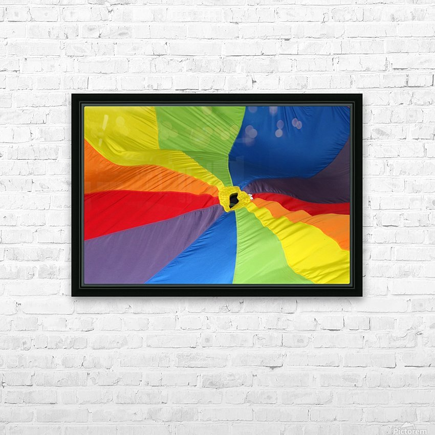 Material HD Sublimation Metal print with Decorating Float Frame (BOX)
