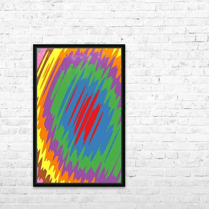 patterns shapes cool fun design (10)_1557253911.56 HD Sublimation Metal print with Decorating Float Frame (BOX)