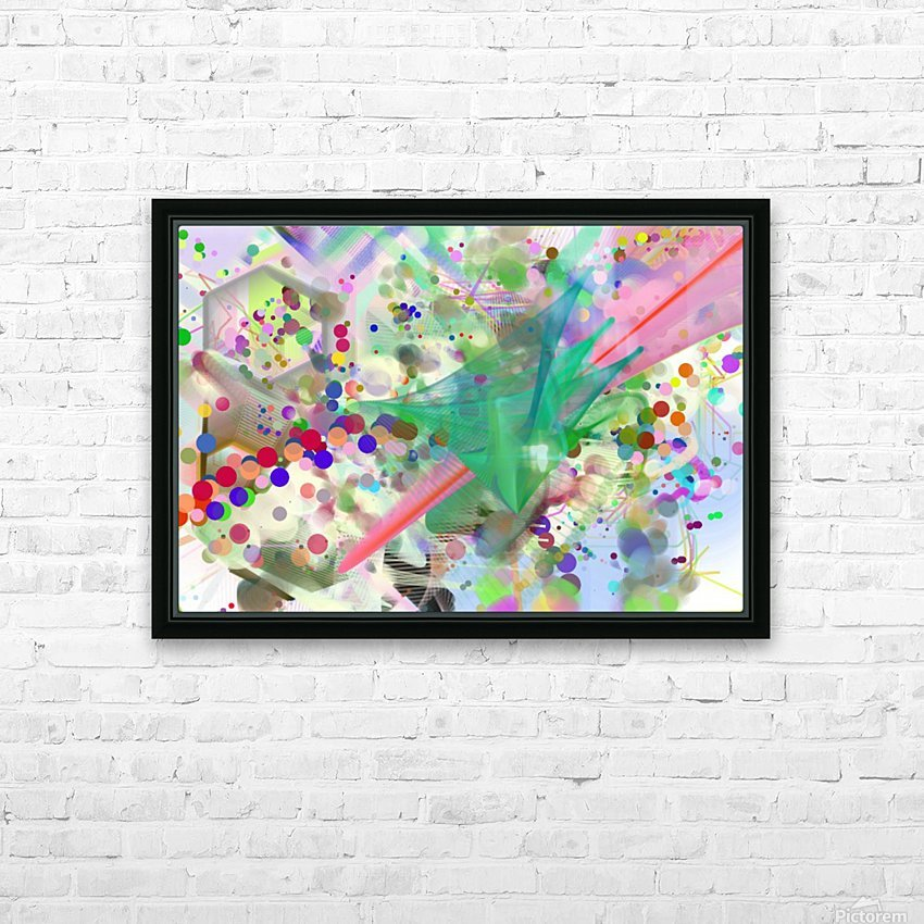 New Popular Beautiful Patterns Cool Design Best Abstract Art (6) HD Sublimation Metal print with Decorating Float Frame (BOX)