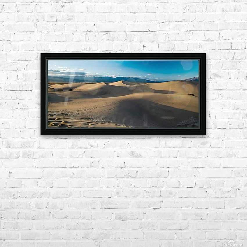 Stovepipe HD Sublimation Metal print with Decorating Float Frame (BOX)