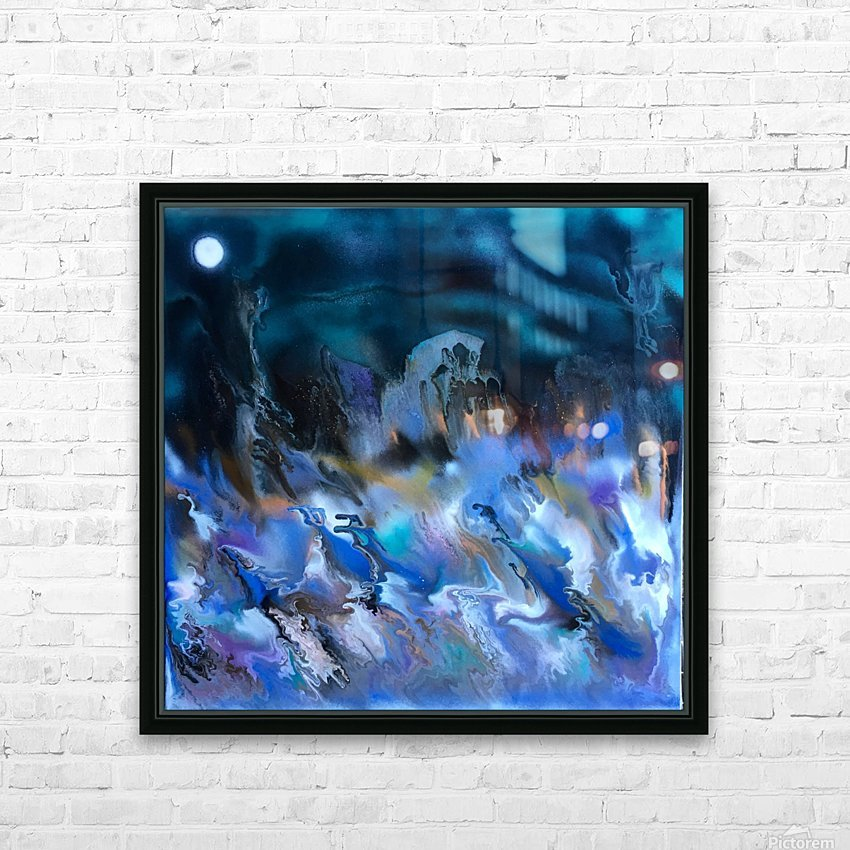 IMG_2652 HD Sublimation Metal print with Decorating Float Frame (BOX)