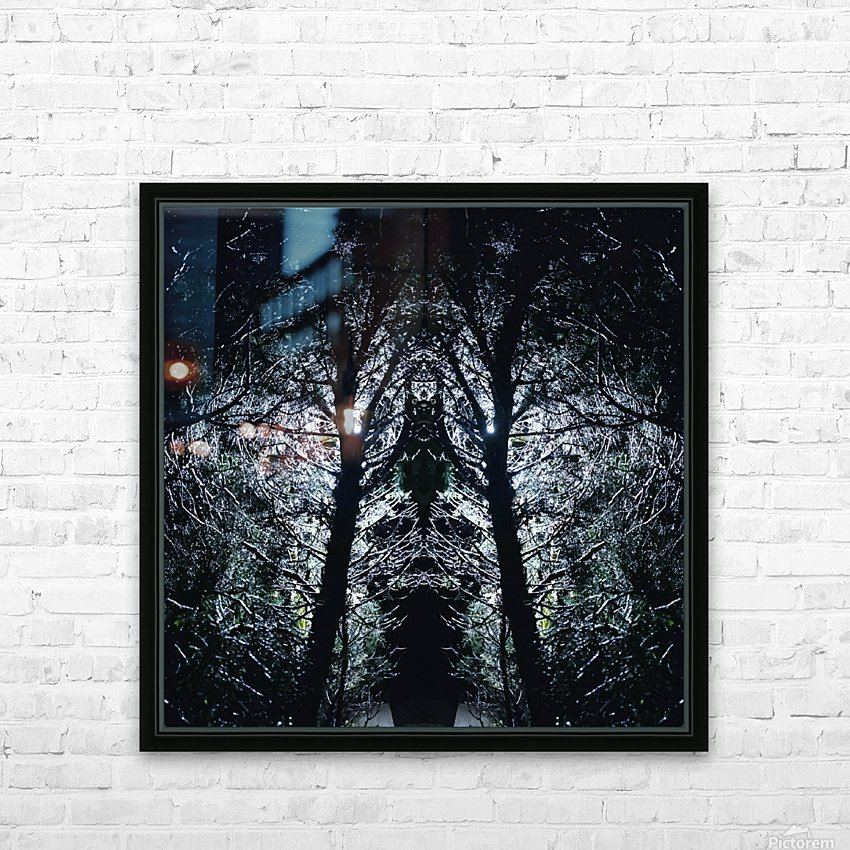 Lord of Shadows HD Sublimation Metal print with Decorating Float Frame (BOX)
