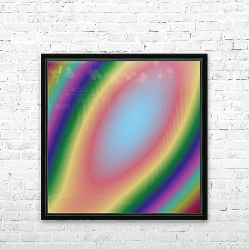 Cool Design (49) HD Sublimation Metal print with Decorating Float Frame (BOX)