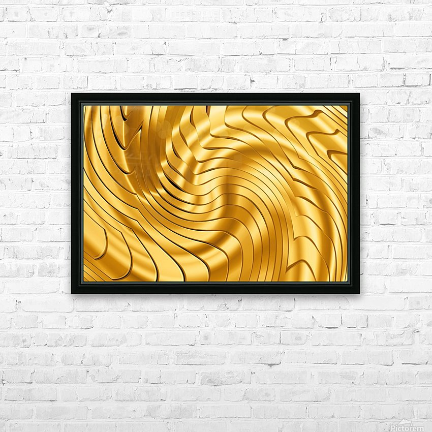 Goldie X v2.0 HD Sublimation Metal print with Decorating Float Frame (BOX)