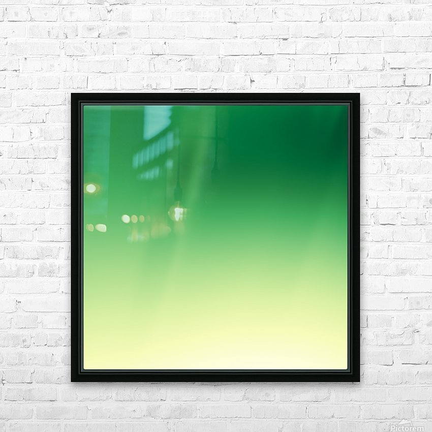 COOL DESIGN  (45) HD Sublimation Metal print with Decorating Float Frame (BOX)