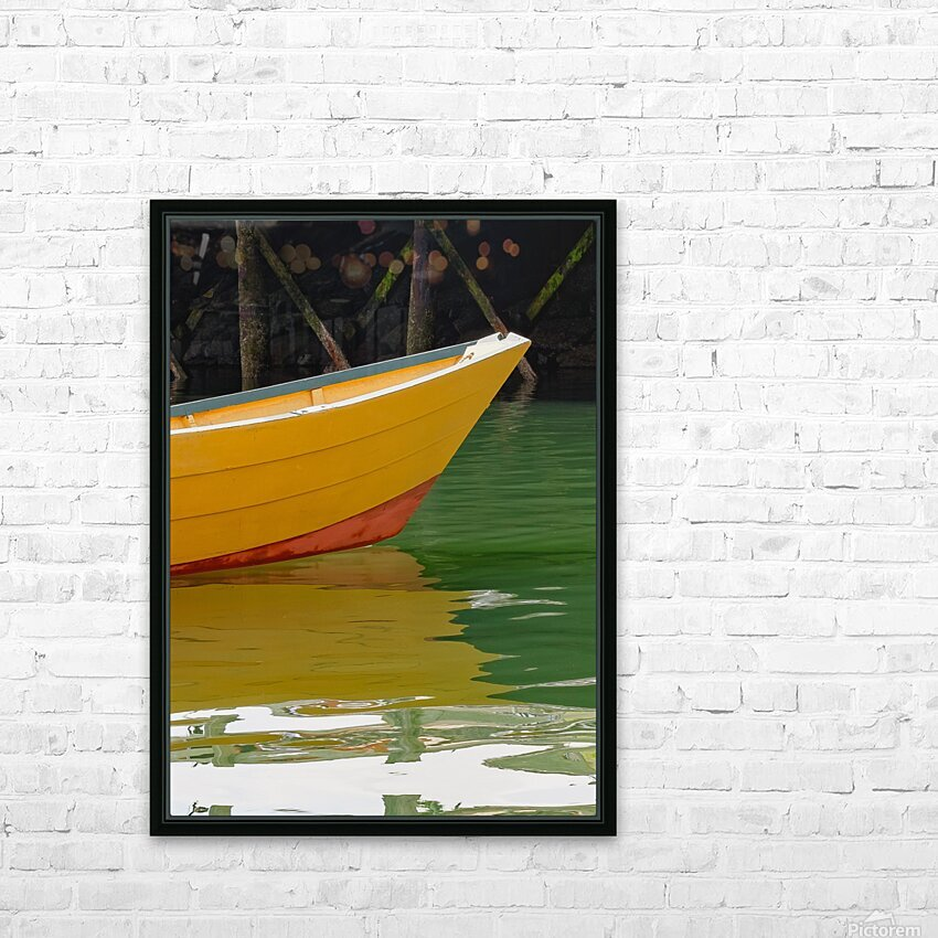 Reflect HD Sublimation Metal print with Decorating Float Frame (BOX)