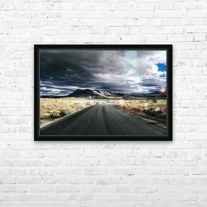 _LAB5652ss HD Sublimation Metal print with Decorating Float Frame (BOX)