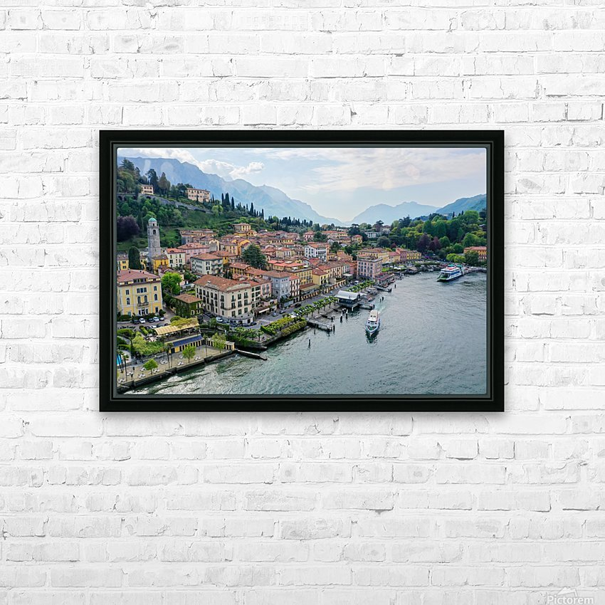 DJI_0491 HD Sublimation Metal print with Decorating Float Frame (BOX)