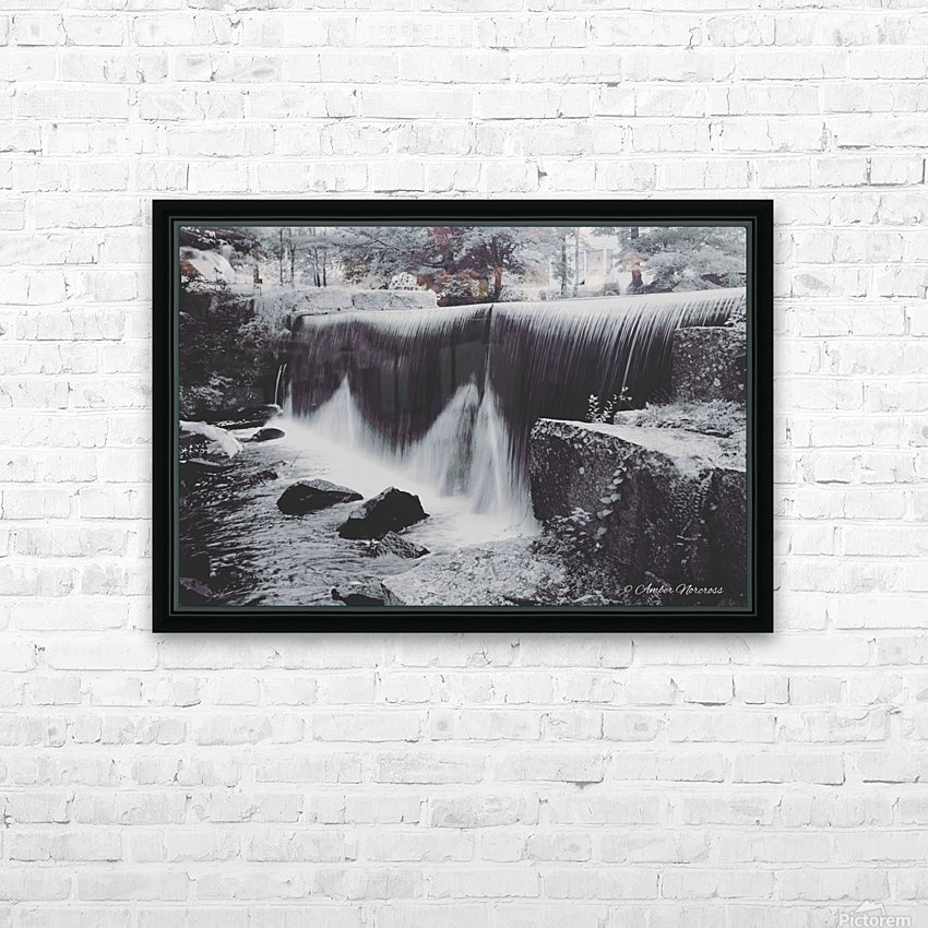 Hydrodam HD Sublimation Metal print with Decorating Float Frame (BOX)