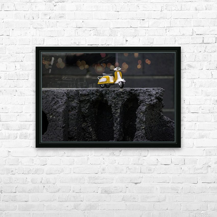 DSC_4560 HD Sublimation Metal print with Decorating Float Frame (BOX)