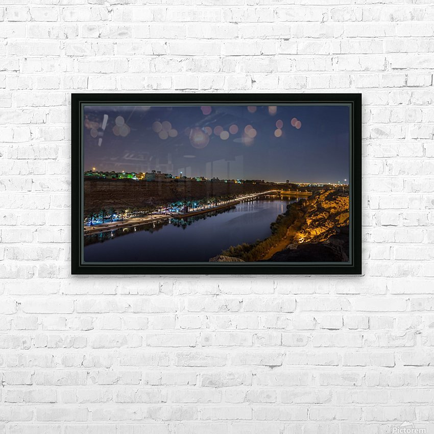 DSC_4637 HD Sublimation Metal print with Decorating Float Frame (BOX)
