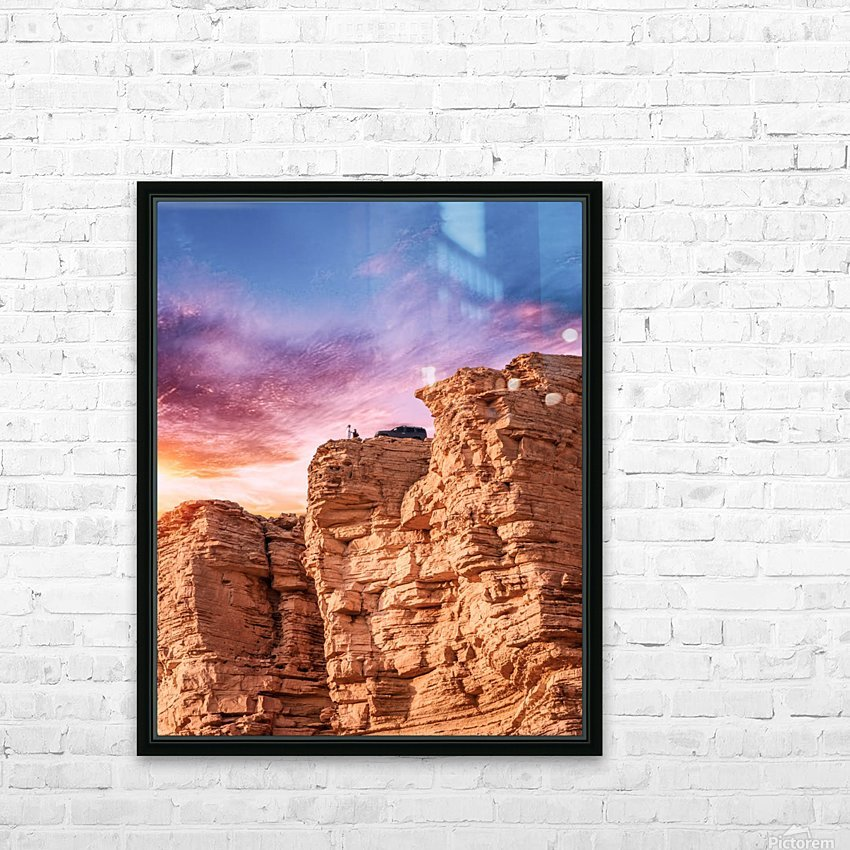 DSC_2315 HD Sublimation Metal print with Decorating Float Frame (BOX)