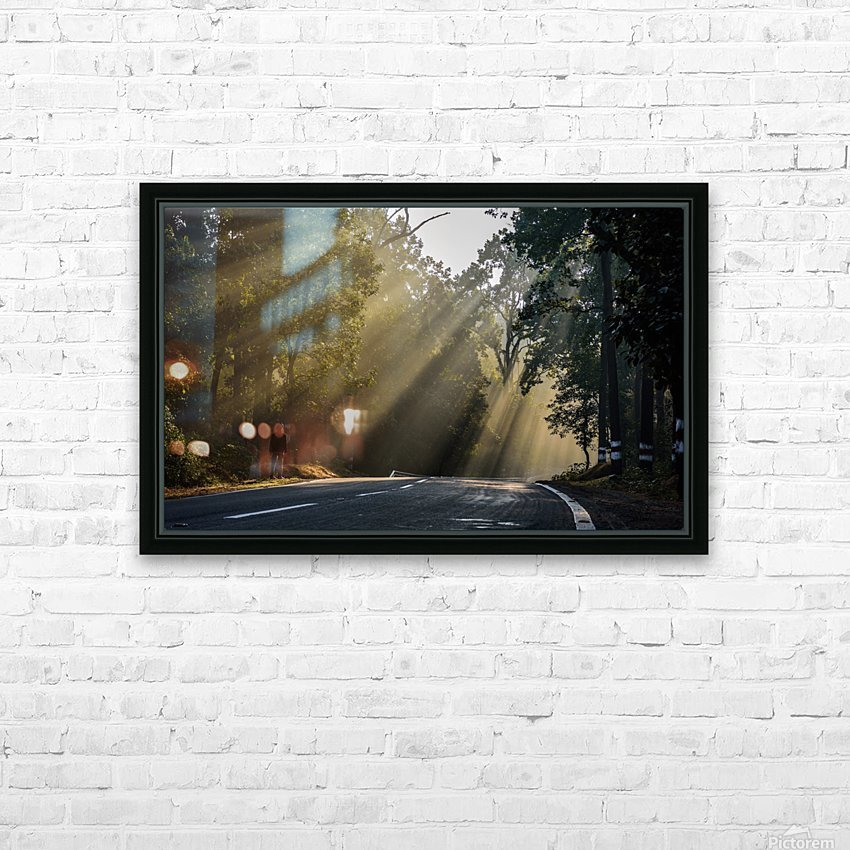 DSC_9742 HD Sublimation Metal print with Decorating Float Frame (BOX)