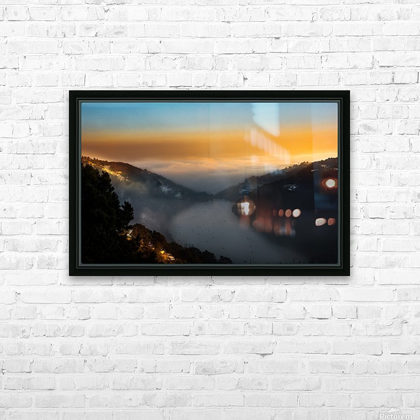 DSC_8725 HD Sublimation Metal print with Decorating Float Frame (BOX)
