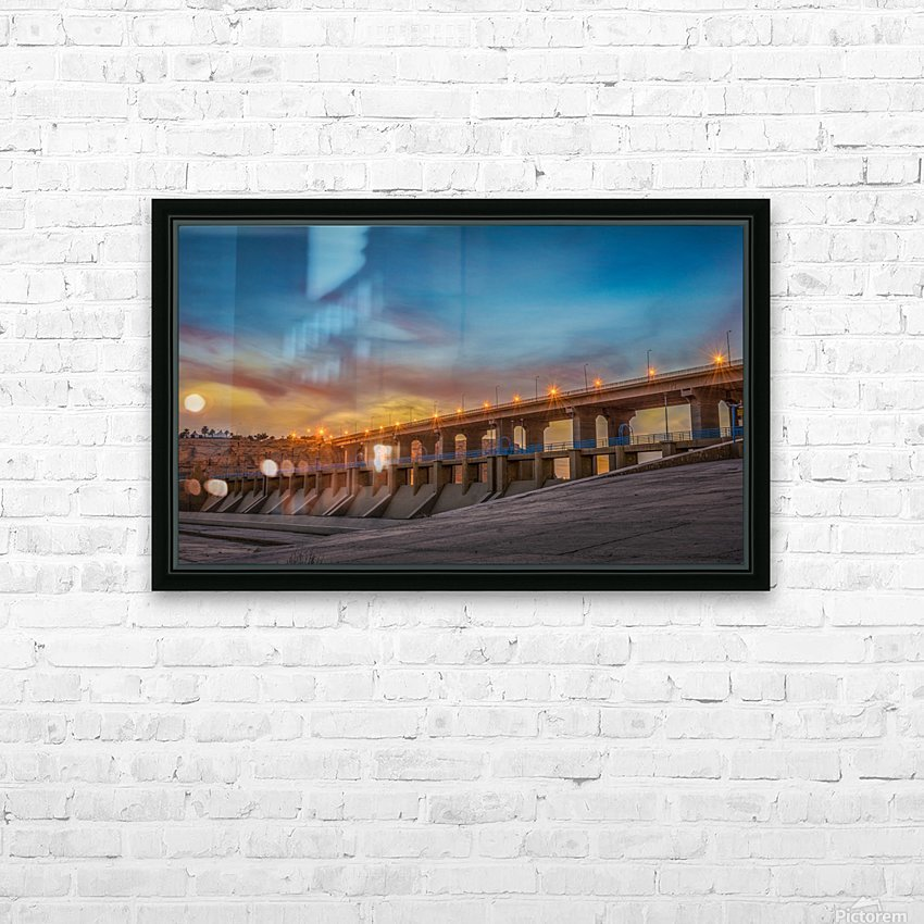 DSC_1253 Recovered 2 HD Sublimation Metal print with Decorating Float Frame (BOX)