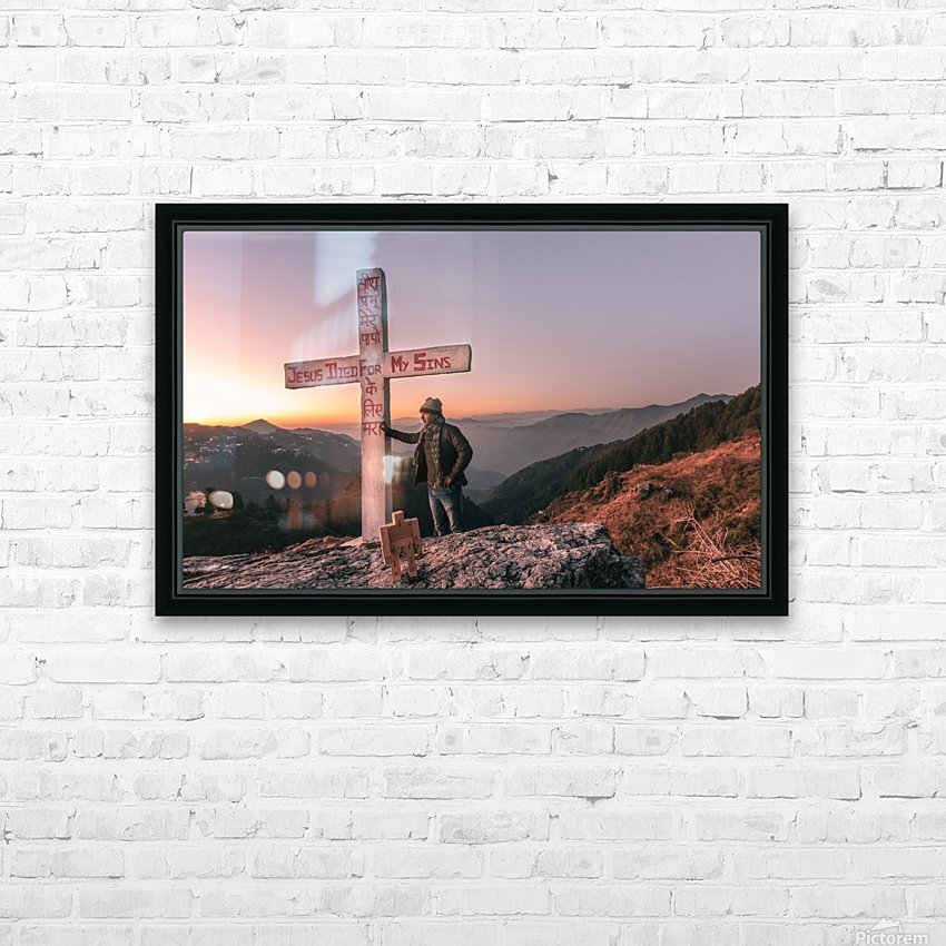 IMG_5696 HD Sublimation Metal print with Decorating Float Frame (BOX)