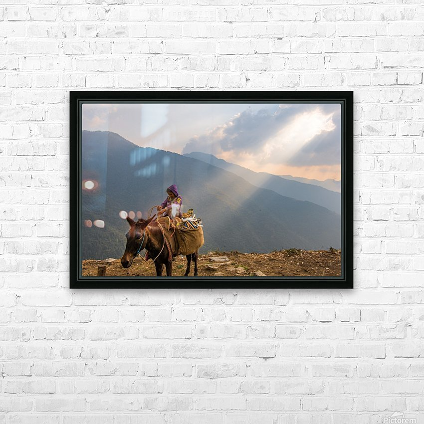 DSC_8617 HD Sublimation Metal print with Decorating Float Frame (BOX)
