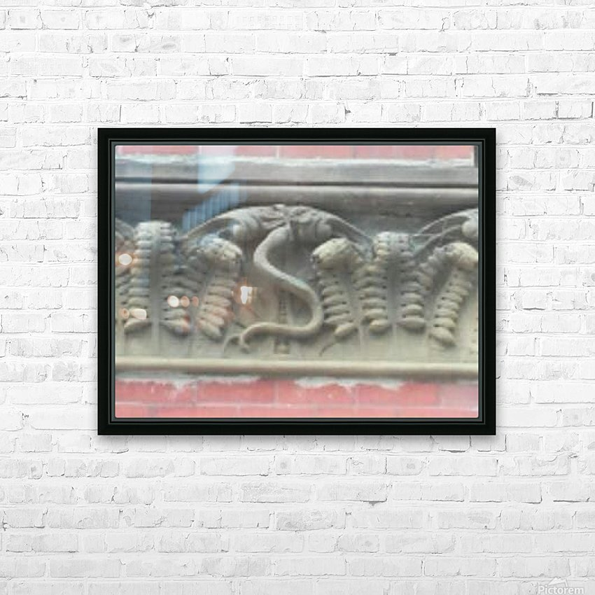 20015 .ART PIXS 115 HD Sublimation Metal print with Decorating Float Frame (BOX)