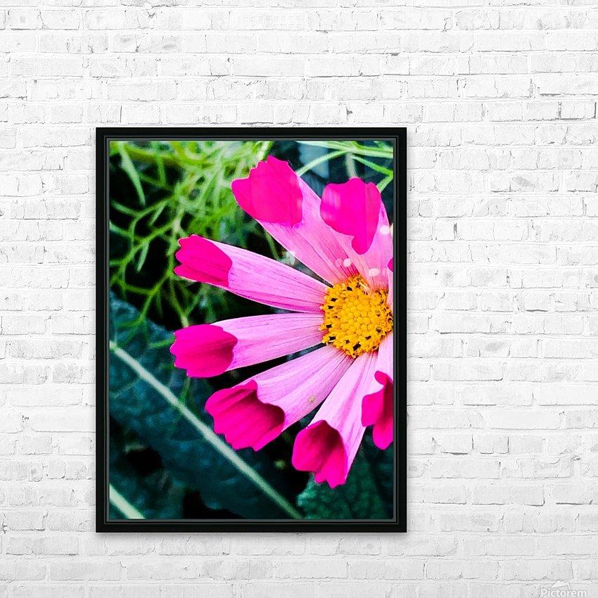 Flowers are gorgeous  HD sublimation métal imprimé avec décoration flotteur cadre (boîte)