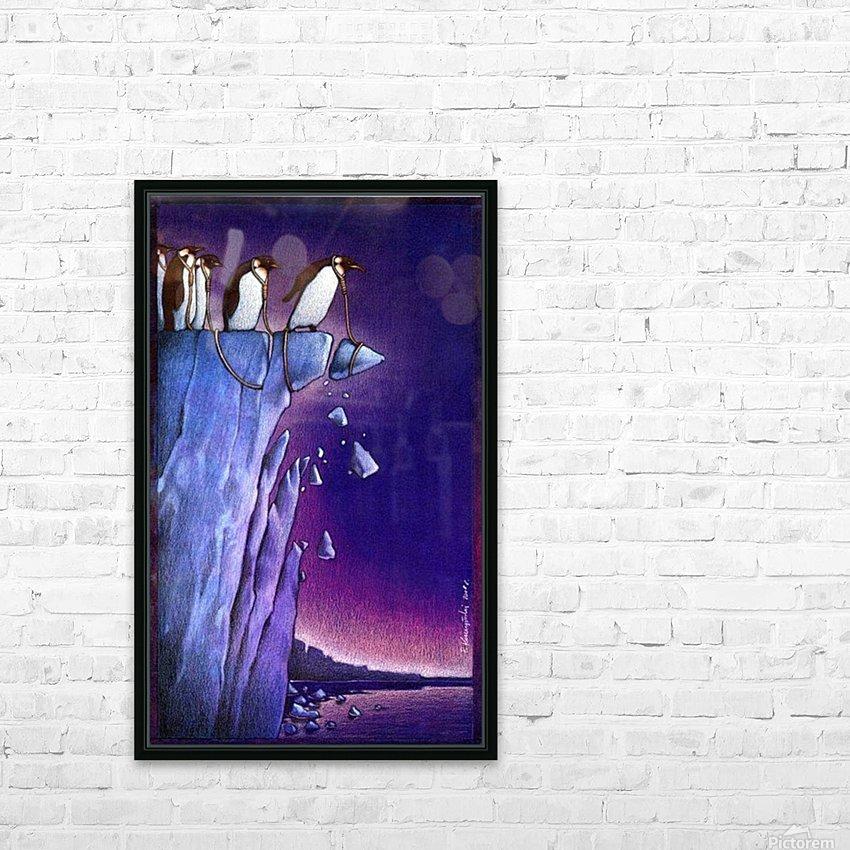 PawelKuczynski44 HD Sublimation Metal print with Decorating Float Frame (BOX)