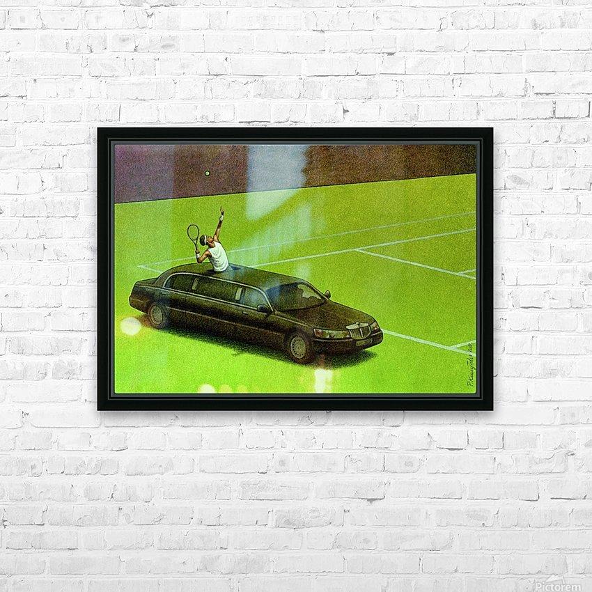 PawelKuczynski66 HD Sublimation Metal print with Decorating Float Frame (BOX)