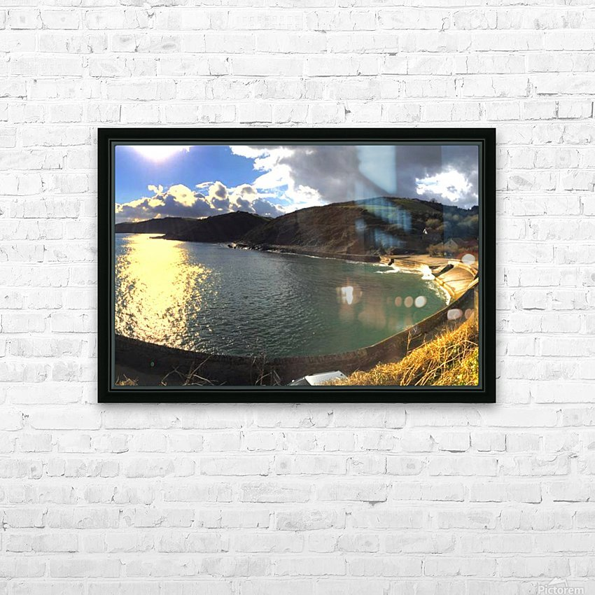 JPT 554 HD Sublimation Metal print with Decorating Float Frame (BOX)