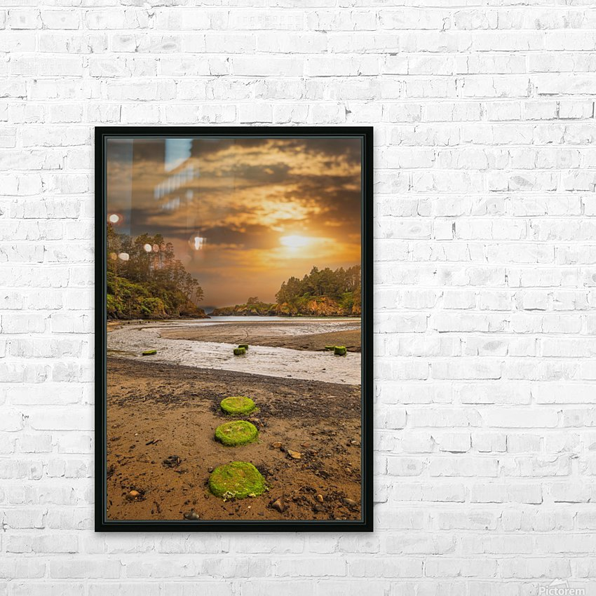 childhood memories HD Sublimation Metal print with Decorating Float Frame (BOX)