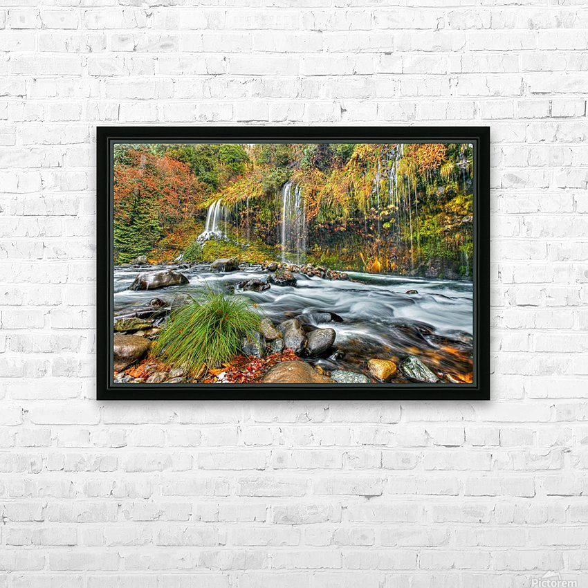 ColorFall HD Sublimation Metal print with Decorating Float Frame (BOX)
