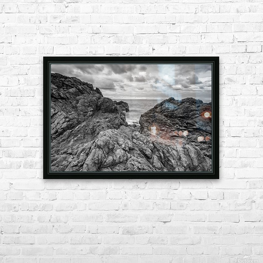 Rock of Ages HD Sublimation Metal print with Decorating Float Frame (BOX)