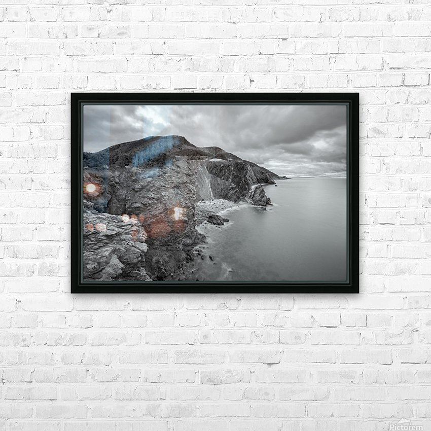 Reverence HD Sublimation Metal print with Decorating Float Frame (BOX)