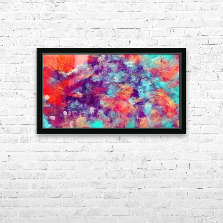 Impresso HD Sublimation Metal print with Decorating Float Frame (BOX)