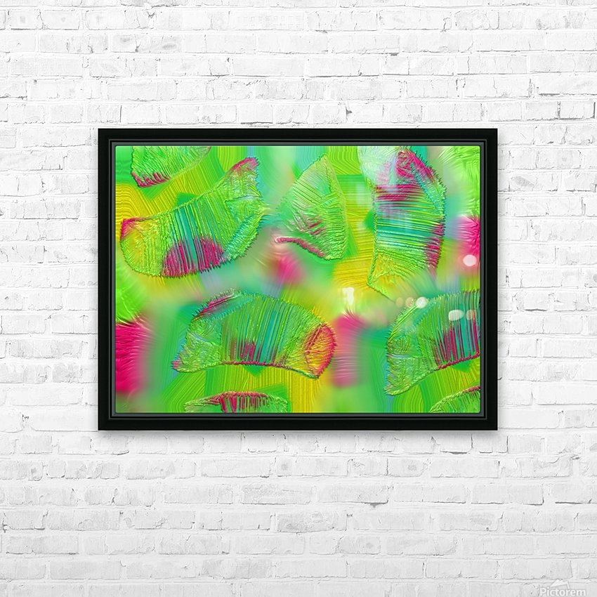 102 HD Sublimation Metal print with Decorating Float Frame (BOX)