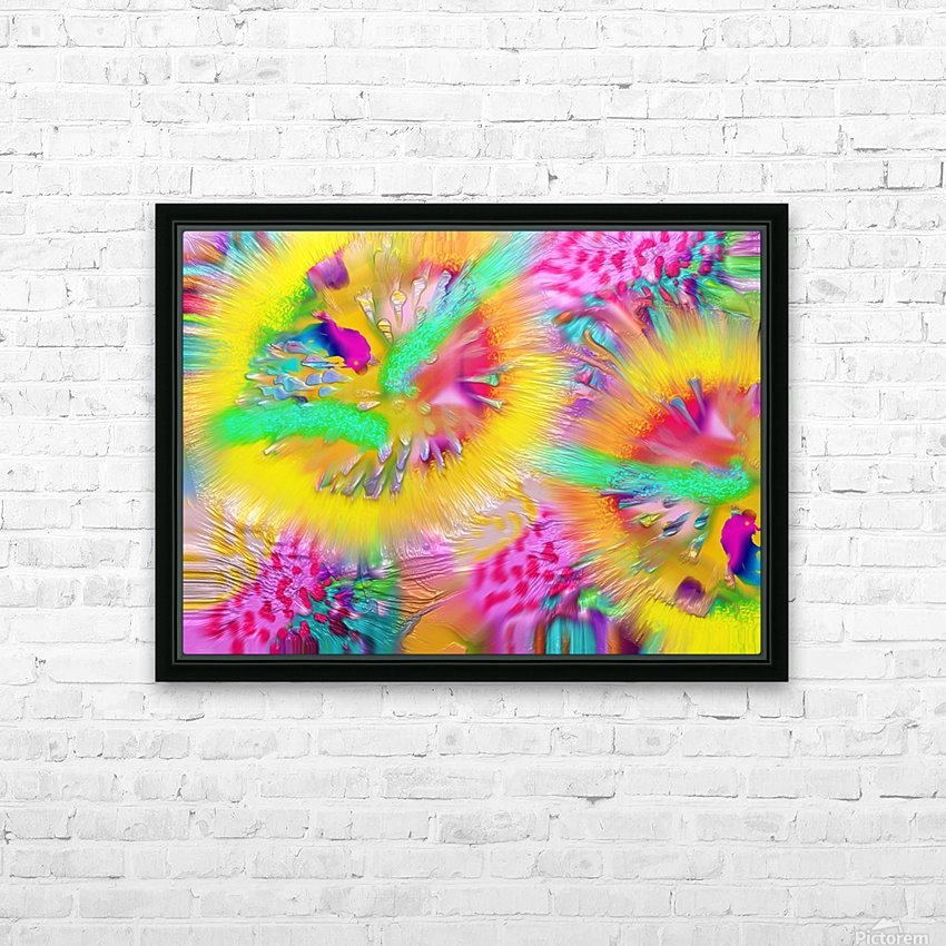 Ref: 855 HD Sublimation Metal print with Decorating Float Frame (BOX)