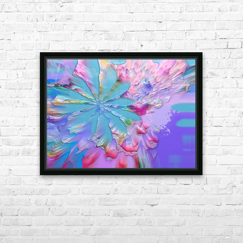 880 HD Sublimation Metal print with Decorating Float Frame (BOX)