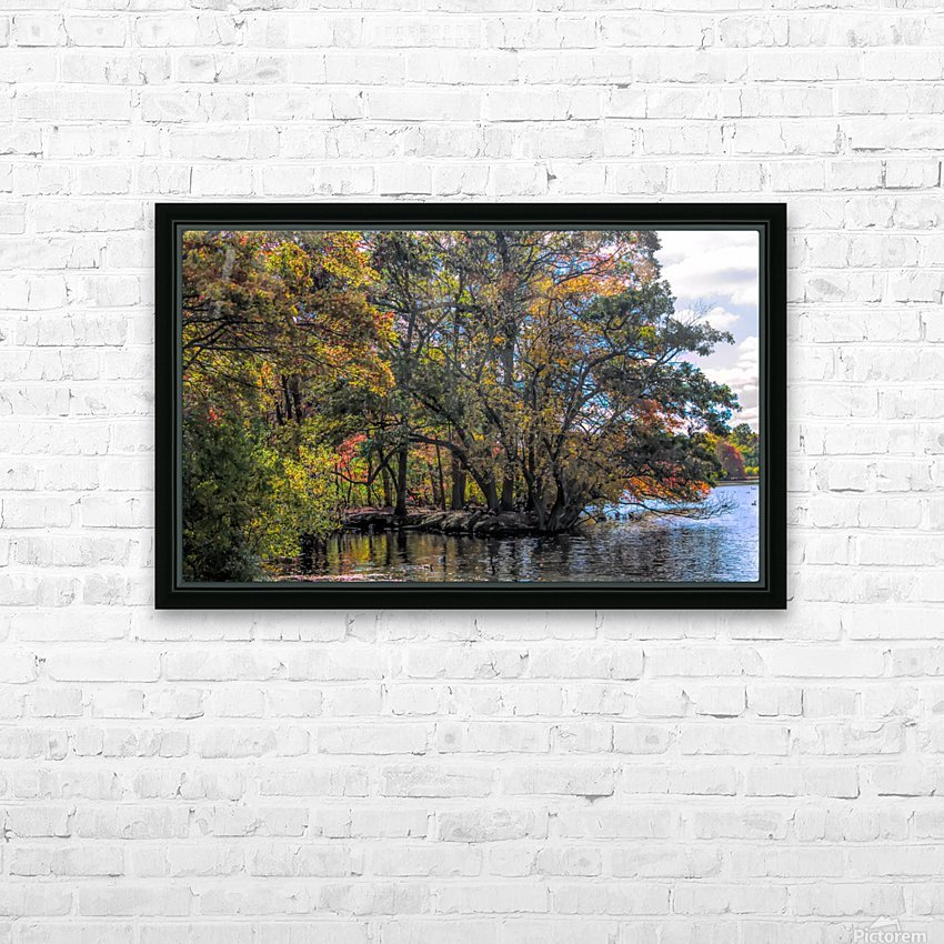 CK5L0858 studio HD Sublimation Metal print with Decorating Float Frame (BOX)