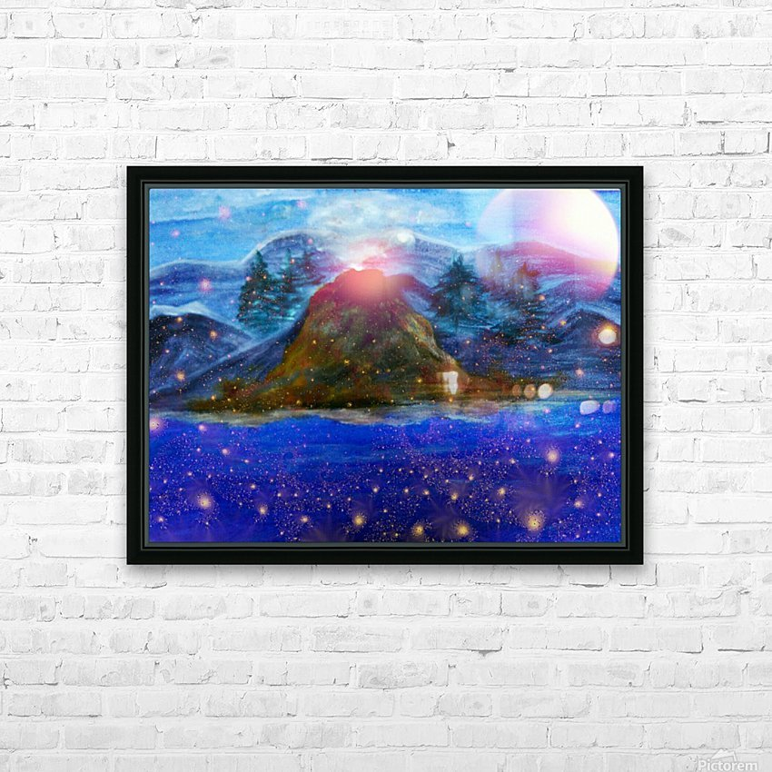 73104732_966944880325886_6892921377590870016_o HD Sublimation Metal print with Decorating Float Frame (BOX)