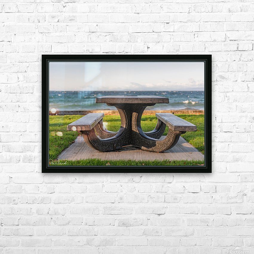AnchorTable_DSC_7653 HD Sublimation Metal print with Decorating Float Frame (BOX)