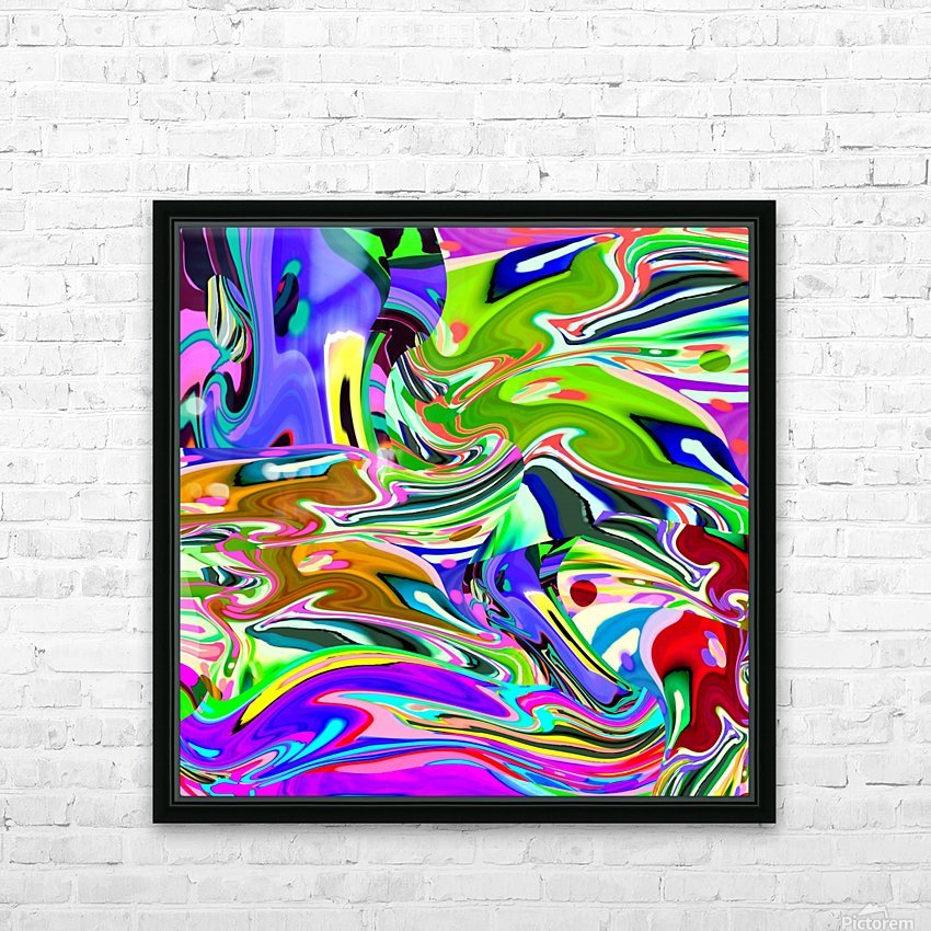 stream 1911011342 HD Sublimation Metal print with Decorating Float Frame (BOX)
