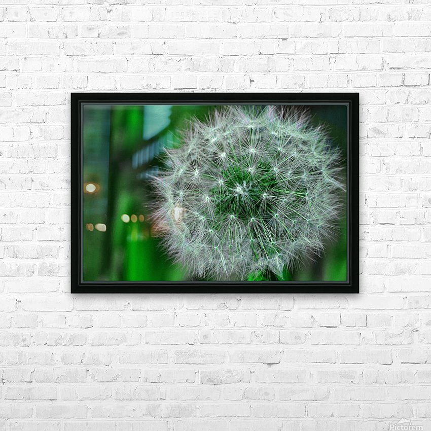 Make a wish HD Sublimation Metal print with Decorating Float Frame (BOX)