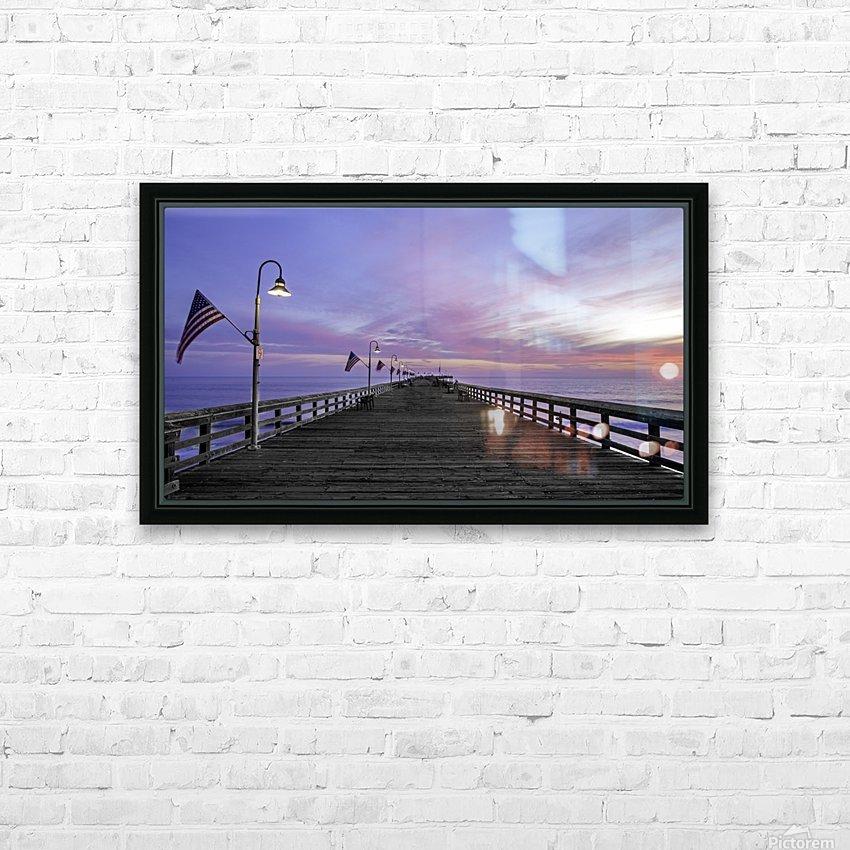 Final Destination HD Sublimation Metal print with Decorating Float Frame (BOX)