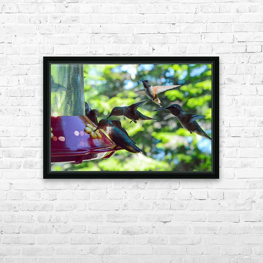 DSC_8412 HD Sublimation Metal print with Decorating Float Frame (BOX)