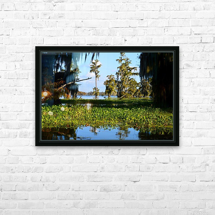 See Me Yet HD Sublimation Metal print with Decorating Float Frame (BOX)