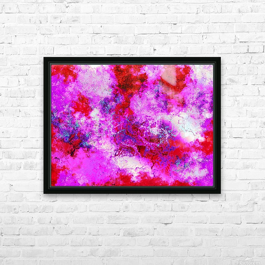 Summer Storm Clouds 16  HD Sublimation Metal print with Decorating Float Frame (BOX)