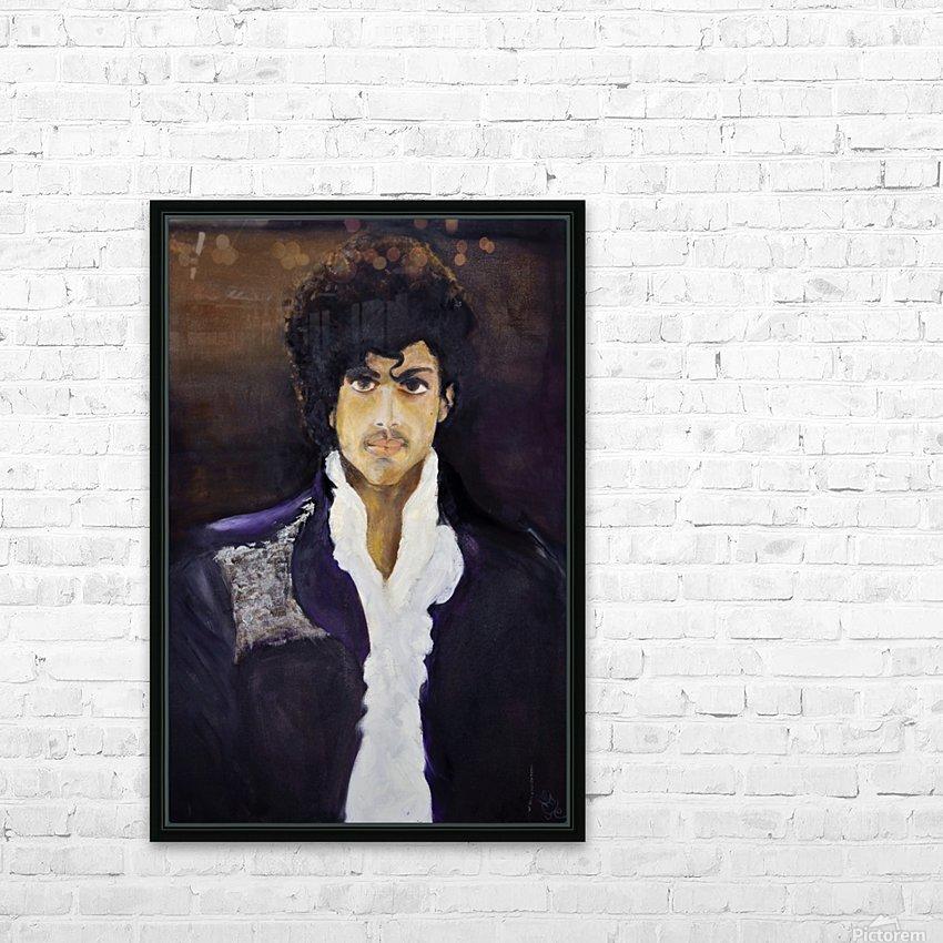 Prince_High_Res HD sublimation métal imprimé avec décoration flotteur cadre (boîte)