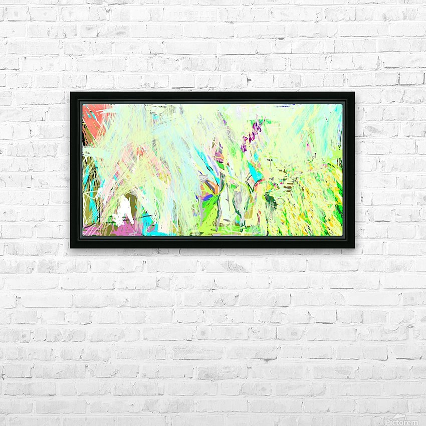 Image013 HD Sublimation Metal print with Decorating Float Frame (BOX)