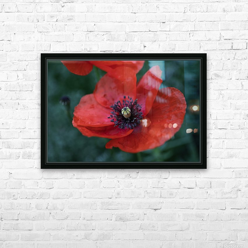 PRECIOUS HD Sublimation Metal print with Decorating Float Frame (BOX)