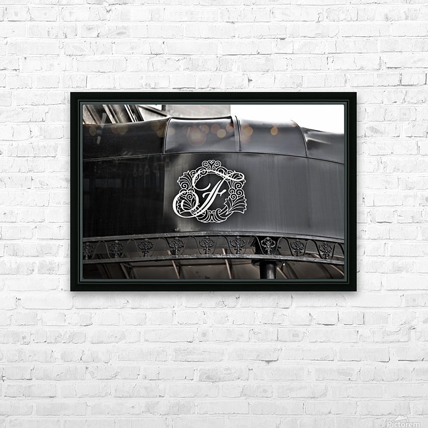 To Follow in a Good Way HD Sublimation Metal print with Decorating Float Frame (BOX)