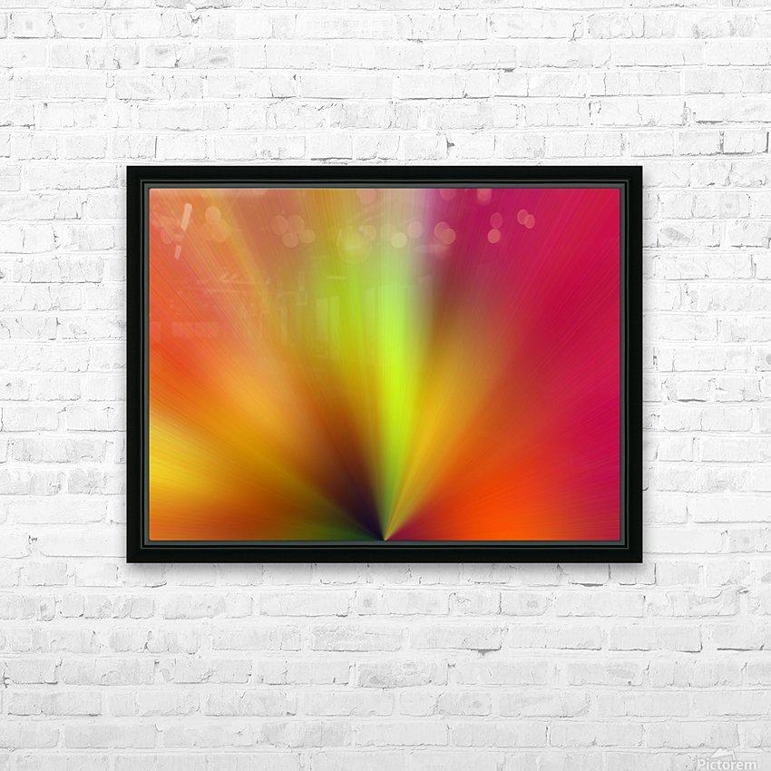 Untitled HD sublimation métal imprimé avec décoration flotteur cadre (boîte)