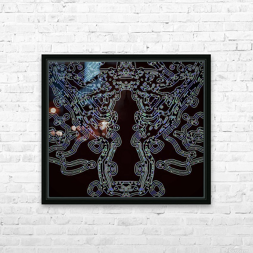 GODDESS FIGURE  HD Sublimation Metal print with Decorating Float Frame (BOX)